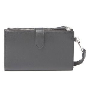 Vince Camuto Reta Leather Wristlet Wallet